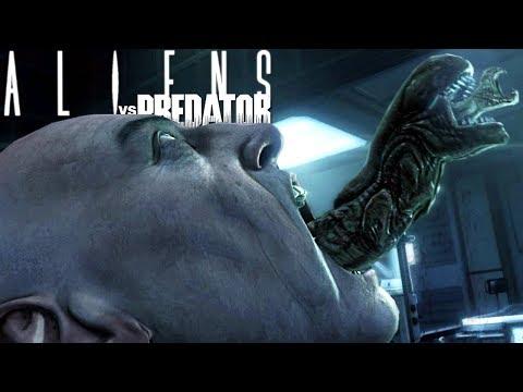 Aliens vs Predator - Fugindo Do Laboratório, História Do Alien!   Alien Campanha (#1) (PT-BR)