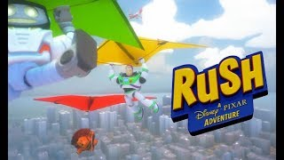 Rush: A Disney-Pixar Adventure - Toy Story [Airport Insecurity] - Xbox One