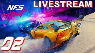 Need For Speed Heat - Live Stream Part 2 - PC Ultra Settings