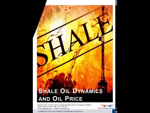 Falcon Petroleum Consultants - Shale Oil Dynamics and Oil Price