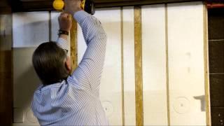 Magic Wall™ - Basement Finishing System