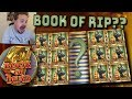 BOOK OF DEAD - BIG WIN OR RIP?