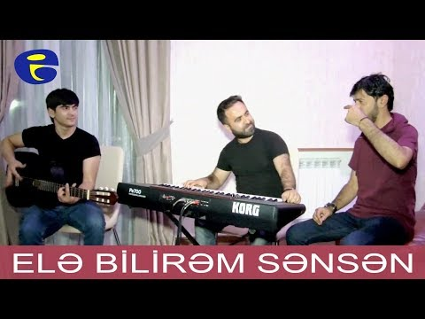 YENİ TOY MAHNISI Xalid Hummetoglu - Ele Bilirem Sensen | 2019
