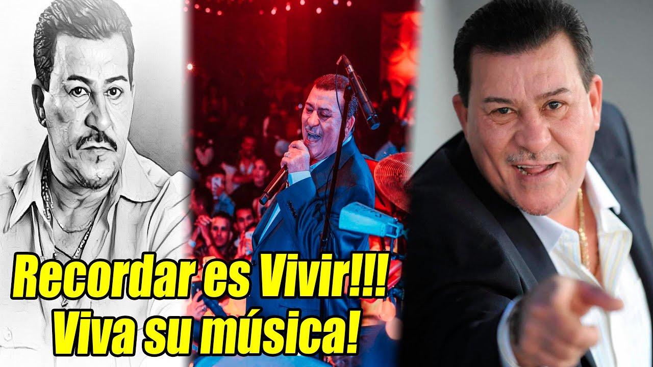 El LEGADO de Tito Rojas continuará VIVO por Siempre! Su familia hace comunicado importante