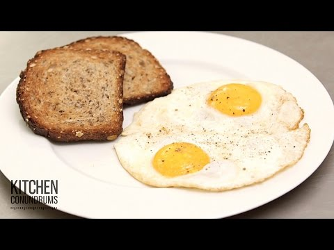 The Perfect Sunny Side Up Egg - Kitchen Conundrums with Thomas Joseph