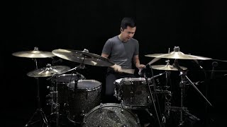 Shape of You (Ed Sheeran) Drum Cover - Excel Mangare