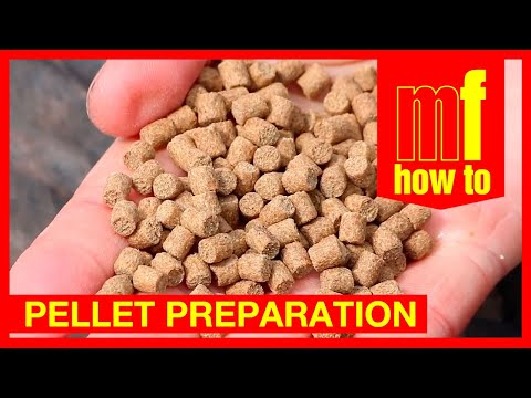 Lee Kerry's Quick Tips - Pellet Prep - Match Fishing