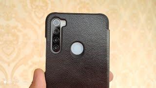 ШИКАРНЫЙ ЧЕХОЛ Nillkin для Xiaomi Redmi Note 8
