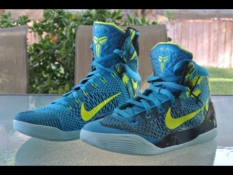 low priced 5a714 b3bb9 Nike Kobe 9 Elite and GS