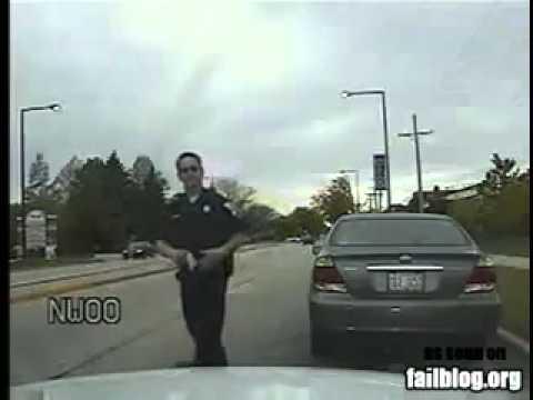 Speeding Ticket Fail!!
