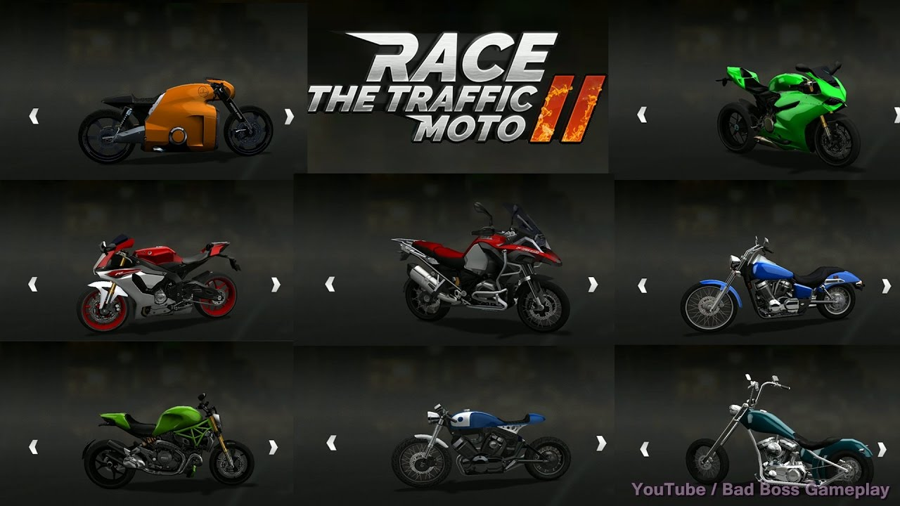 Moto Traffic Race 2 All Bikes Unlocked Android Gameplay Hd Youtube Circuit Racer2 3d Speed Racing Apps On Google Play