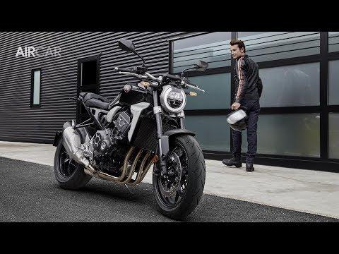 2018 Honda CB1000R Official Video