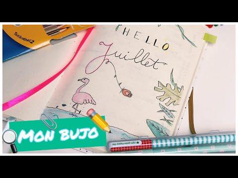 ▷ Mon Bullet Journal ♡ Mes débuts⎢L'outil pour être organisé à la rentrée