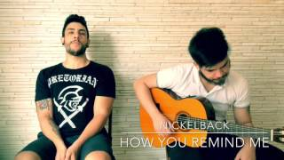 Nickelback - How You Remind Me (COVER) A LIGA