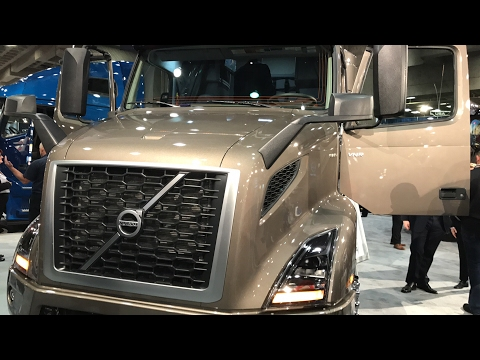 Volvo Truck's reveals the brand new Volvo VNR regional haul model. Watch it LIVE.
