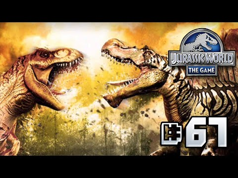 Clash Of The Titans!! || Jurassic World - The Game - Ep 67 HD