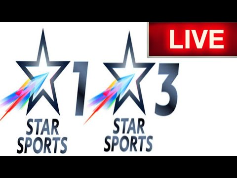 [LIVE]🔴Watch Star Sports Live || Cricket Match Live
