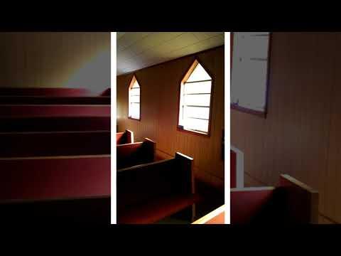 My Last Debu at the Shiloh Missionary Baptist Church of Strong, Arkansas