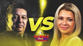 MARIO LUIS vs DALILA   Enganchado Cumbia Santafesina