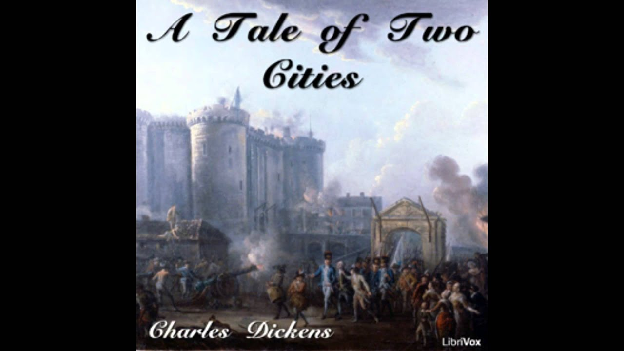Charles Dickens A Tale Of Two Cities Bk3 Ch02 The Grindstone