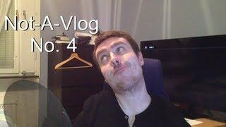 Not-A-Vlog no. 4 - Sickness/Odyssey 5/Mustache