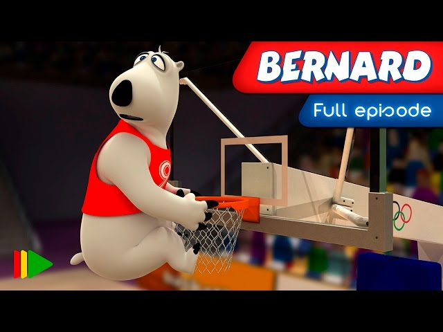 Bernard Bear - 129 - Basketball 2