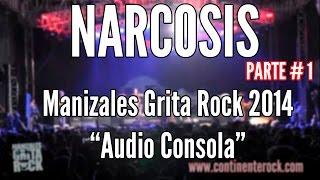 NARCOSIS - Full Concierto Parte 1 (Manizales - Colombia 2014)