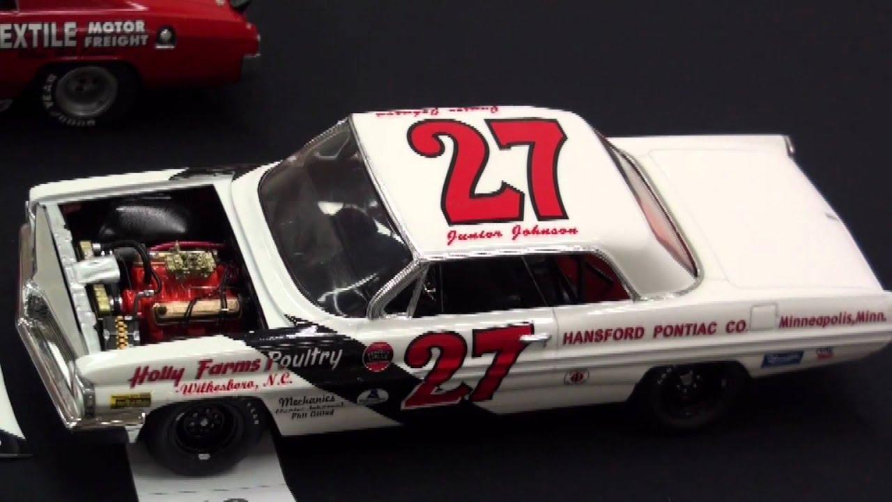 124 plastic scale model cars hd video