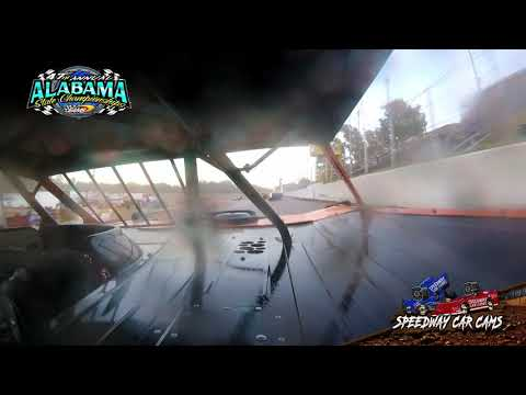 #5 James Roulette - NLMSCS - 9-22-19 East Alabama Motor Speedway - In-Car Camera