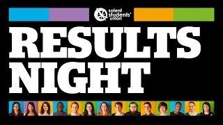 Solent SU and Sonar Media present Results Night