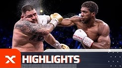 "Sieg im ""Clash on the Dunes"" - Anthony Joshua ist wieder Champion 