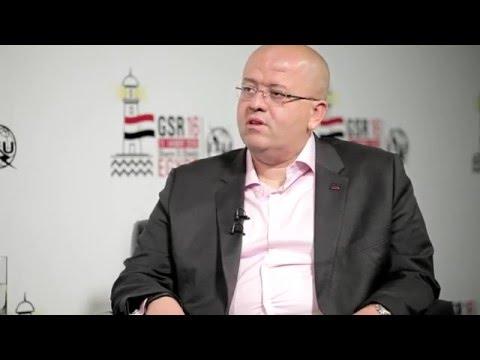 ITU INTERVIEWS @ GSR16: Loaii H. Zoheir, Chief Executive Sales, Telecom Egypt Group, CISCO