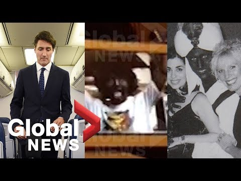 Video: Justin Trudeau is in trouble just before elections as more evidence of racism surfaces