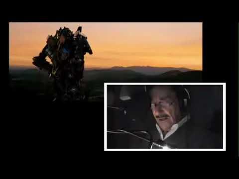 Peter Cullen - Real Optimus Prime Voice