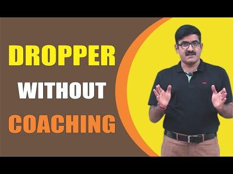 Dropper Without Coaching