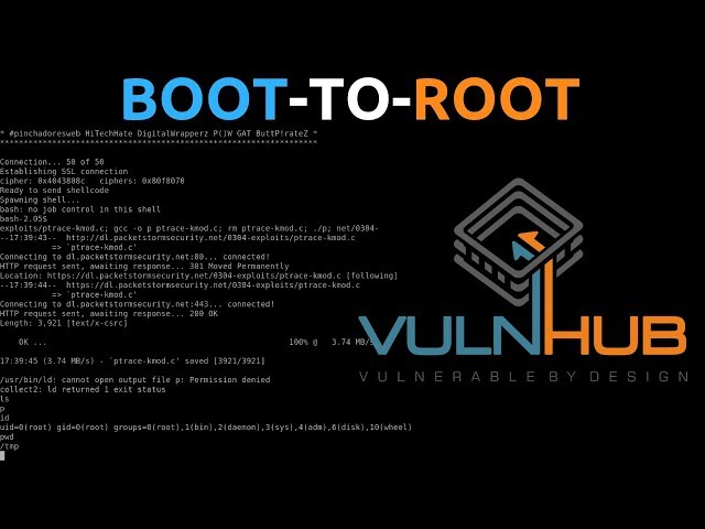 Kioptrix Level 1 CTF Walkthrough - Boot-To-Root