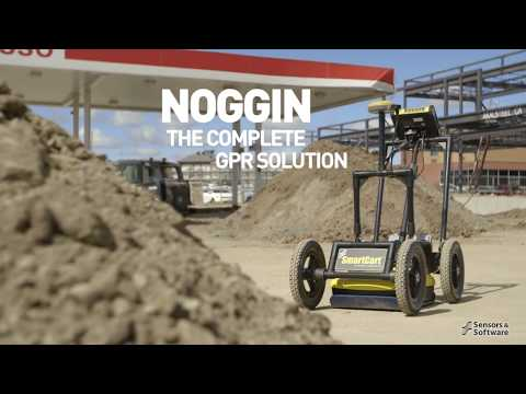 Noggin: Adaptable, high-performance GPR for Geophysical Surveys
