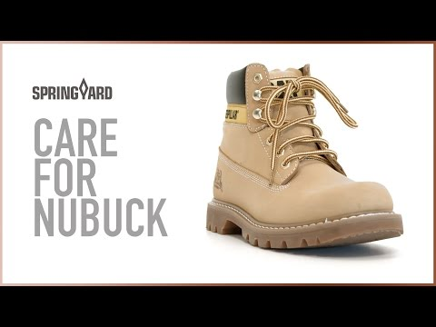 Care For Nubuck