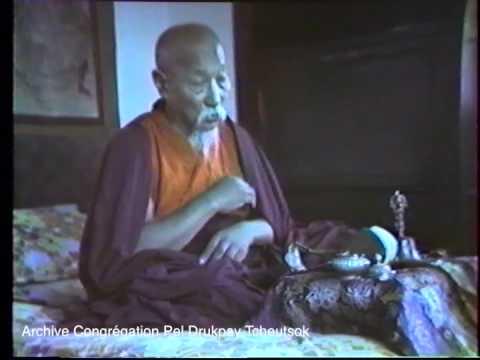 Kyabjé Thuksey Rinpoché - Mahakala