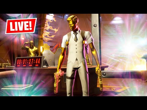 FORTNITE *DOOMSDAY EVENT* LIVE EVENT! (Fortnite Battle Royale)