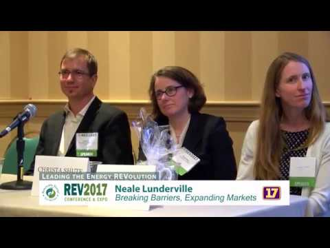 "Renewable Energy Vermont 2017 ""Breaking Barriers, Expanding Markets"""