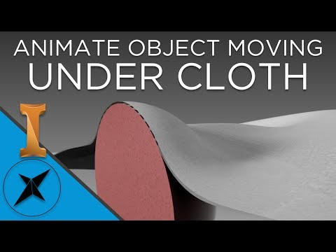 Simulate Object Moving Under (looks like) Cloth! | Autodesk Inventor