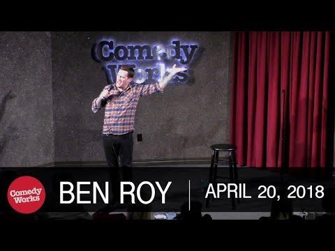Ben Roy - Running for Erections