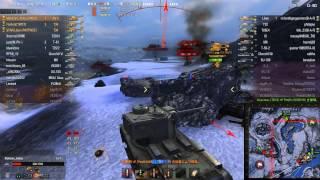 勝利! 戦闘: 北極圈 2013年4月10日 下午 04:34:11 車両: KV-5 経験値: 1...