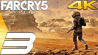 FAR CRY 5 Lost on Mars - Gameplay Walkthrough Part 3 - Hurk