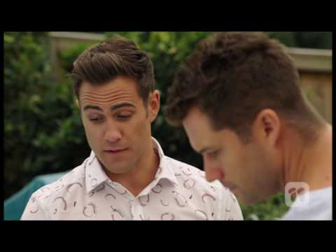 [Neighbours] 7535 Aaron & Mark Scene