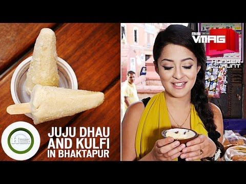 Juju Dhau and Kulfi in Bhaktapur | M&S VMAG | M&S HUNGER HUNT