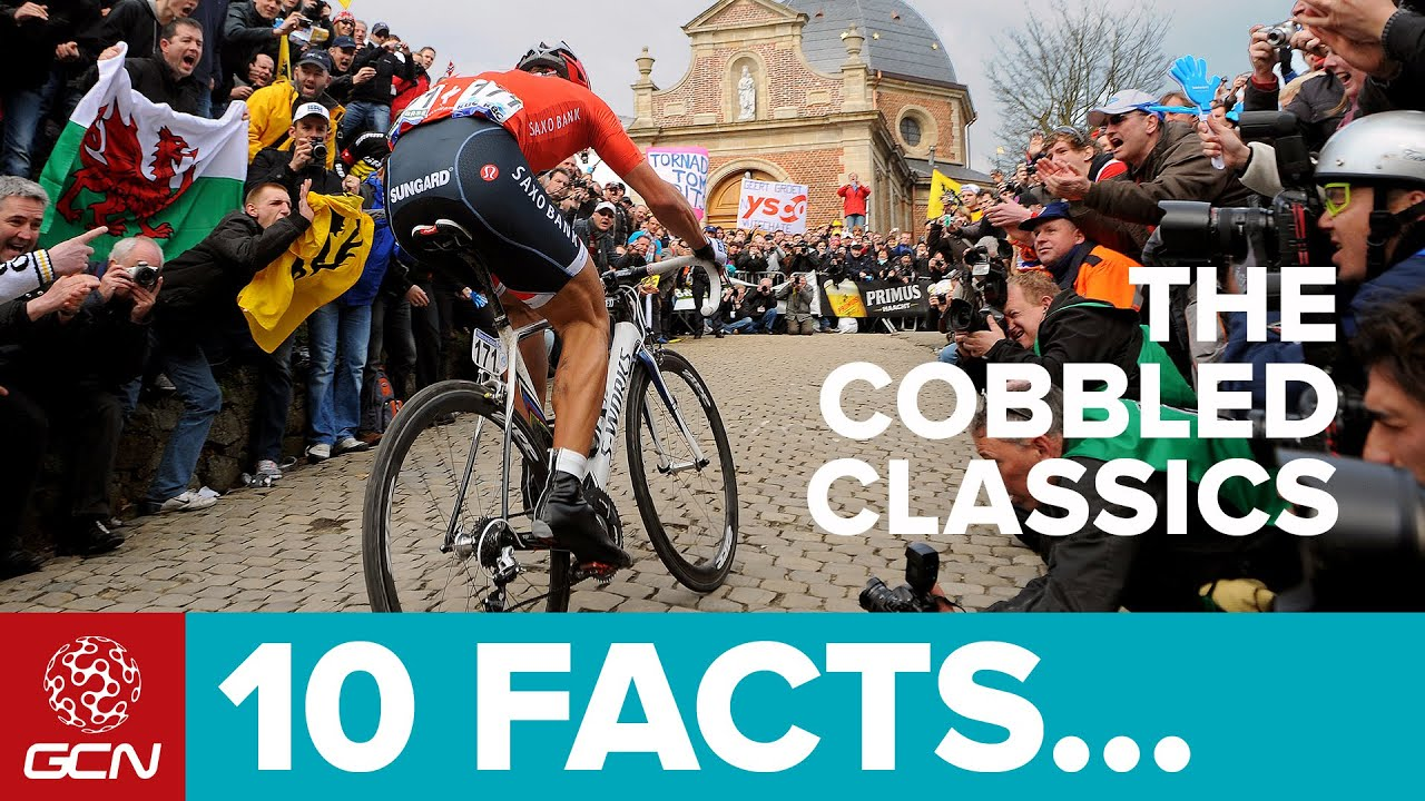 117cc2404 Top 10 Facts About The Cobbled Classics. Global Cycling Network