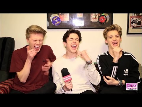 NEW HOPE CLUB - FUNNIEST MOMENTS #24 (NHC tries different language & accent)