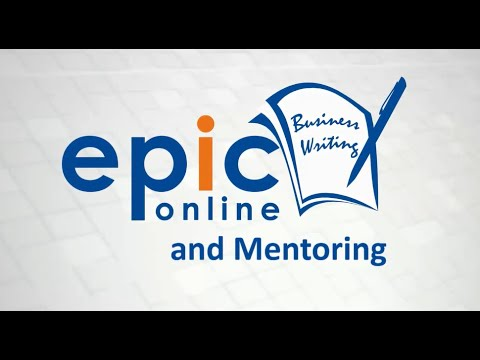 Epic Online Business Writing